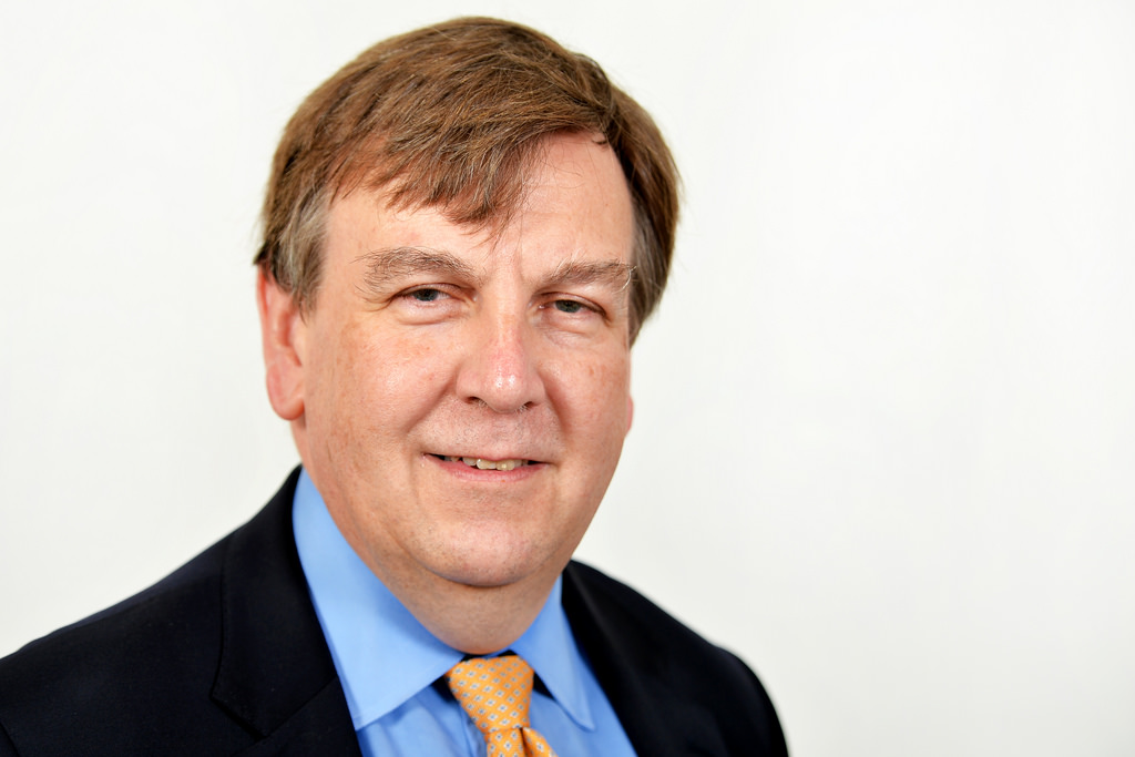 John Whittingdale, korábbi brit kulturális miniszter. Forrás: Flickr